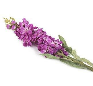 Artificial Stock Flower Long Single Stems