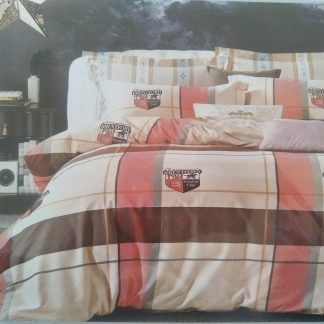 Double Doona Set 100% Cotton - Brentford Polo