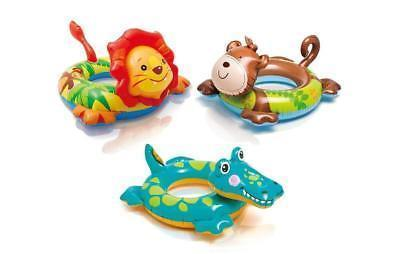 Animal Inflatable Pool Ring