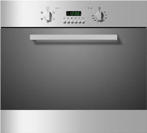 Cavallo Classique Multi- Function Oven - Mirror Finish