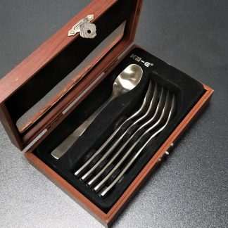 6 Pce Teaspoon Set