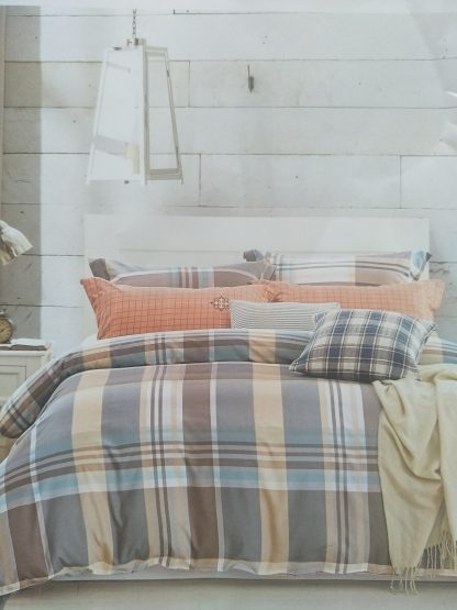 King Doona Set - 100% cotton - Country Bliss