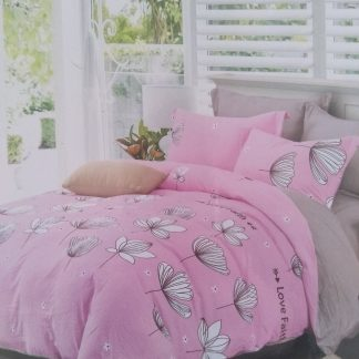 Queens Doona Sets 100% Cotton - Make a wish