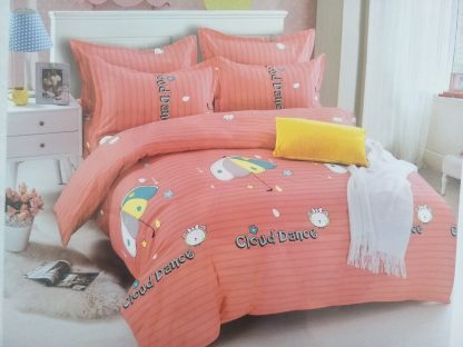 Single Doona Set - 100% Cotton - Cloud Dance