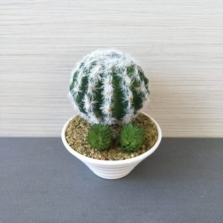 Artificial Large Cactus in Pot