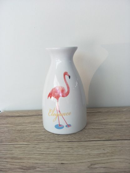 Ceramic Vase Flamingo Lite  - Medium