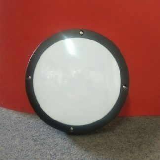 Wall Lamp Light Black DARCY 2 xE27