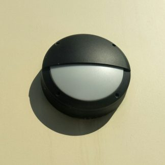 Wall Lamp Light Black - Foster