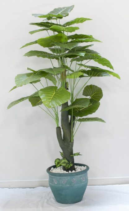 Artificial Monstera Palm (Pot not included)