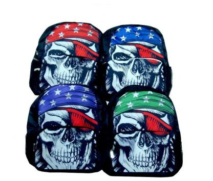 Skull Pirate Backpacks