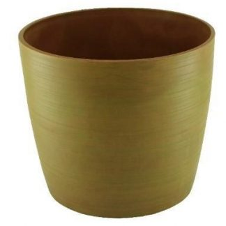 "Green Ship GS SPW ""U-Cup Planter"" - Med (terracotta)"