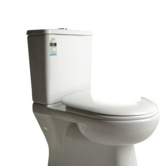Tribune (Clarence) Wall Faced Toilet Suite