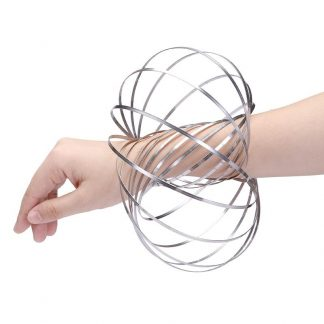 Magic 3D Kinetic Flow Ring