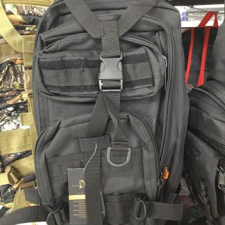 Silver Knight Trekking Backpack